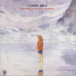 Chris Rea: Looking For The Summer - Cover