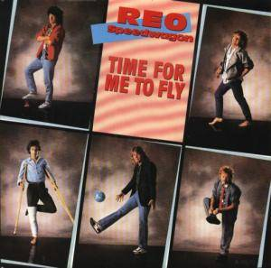 Cover - REO Speedwagon: Time For Me To Fly