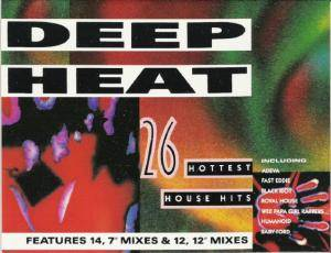 Deep Heat - Cover