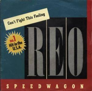 REO Speedwagon: Can't Fight This Feeling - Cover