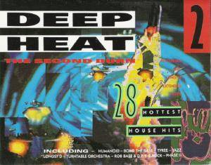 Cover - Stop The Violence Movement, The: Deep Heat (2) - The Second Burn