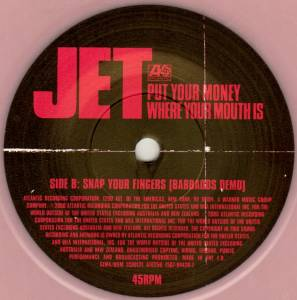 "Jet: Put Your Money Where Your Mouth Is (7"") - Bild 4"