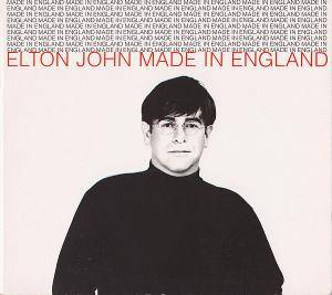 Elton John: Made In England - Cover