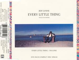 Cover - Jeff Lynne: Every Little Thing