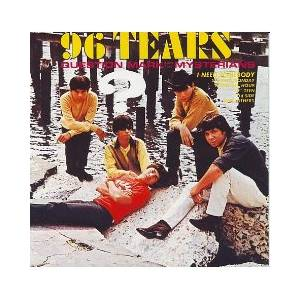 Question Mark & The Mysterians: 96 Tears - Cover
