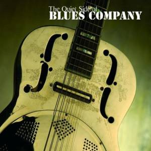 Cover - Blues Company: Quiet Side Of Blues Company, The