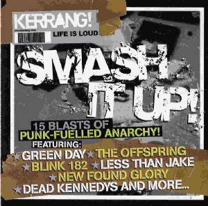 Kerrang! 1011 - Smash It Up! - Cover