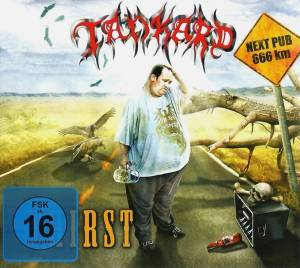 Tankard: Thirst (CD + DVD) - Bild 1