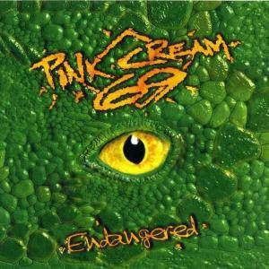 Pink Cream 69: Endangered - Cover