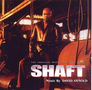 Cover - Isaac Hayes: Shaft