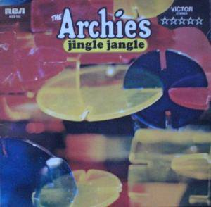 Cover - Archies, The: Jingle Jangle