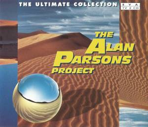 The Alan Parsons Project: Ultimate Collection, The - Cover