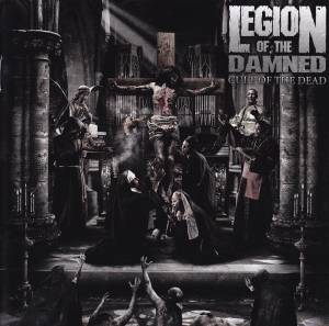 Legion Of The Damned: Cult Of The Dead (CD + DVD) - Bild 2