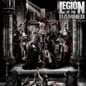 Cover - Legion Of The Damned: Cult Of The Dead