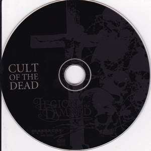 Legion Of The Damned: Cult Of The Dead (CD + DVD) - Bild 5