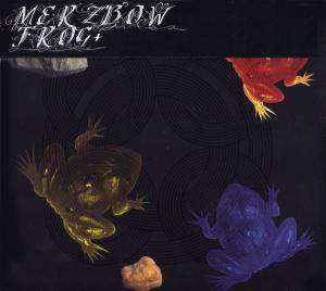 Merzbow: Frog - Cover