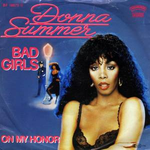Donna Summer: Bad Girls - Cover