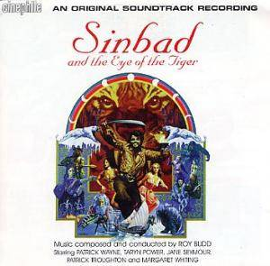 Cover - Roy Budd: Sinbad And The Eye Of The Tiger