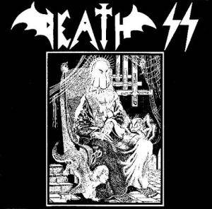 Cover - Death SS: Evil Metal