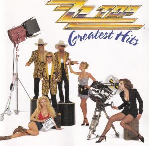 ZZ Top: Greatest Hits (Warner) - Cover