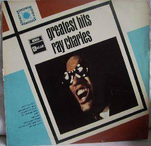 Ray Charles: Greatest Hits - Cover