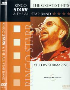Cover - Ringo Starr And His All Starr Band: Yellow Submarine