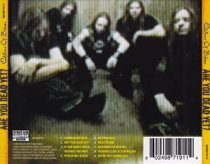 Children Of Bodom: Are You Dead Yet? (CD) - Bild 2