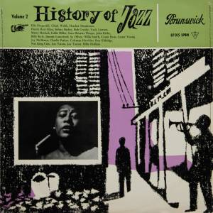 Cover - Coleman Hawkins & His Orchestra: Encyclopedia Of Jazz On Records Vol. 2 - Jazz Of The Thirties