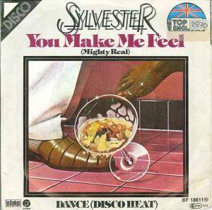 Sylvester: You Make Me Feel (Mighty Real) - Cover