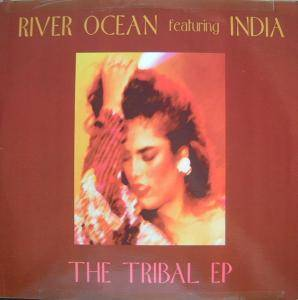 Cover - River Ocean Feat. India: Tribal EP, The