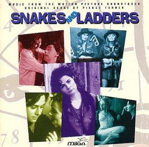 Cover - Pierce Turner: Snakes And Ladders