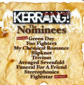 Kerrang! Awards 2005: The Nominees - Cover