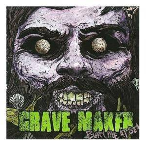 Grave Maker: Bury Me At Sea - Cover
