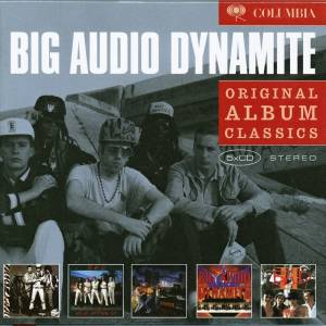 Big Audio Dynamite: Original Album Classics - Cover