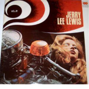 Jerry Lee Lewis: Jerry Lee Lewis (London) - Cover