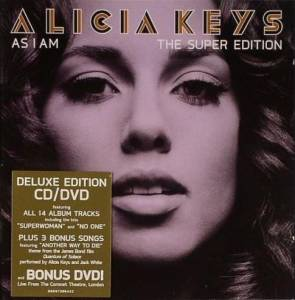 Alicia Keys: As I Am - The Super Edition (CD + DVD) - Bild 1