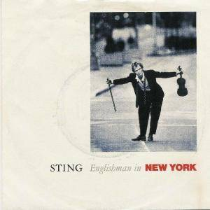 Sting: Englishman In New York - Cover