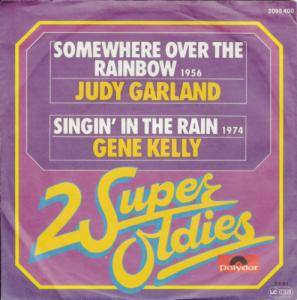 Cover - Gene Kelly: Somewhere Over The Rainbow / Singin' In The Rain