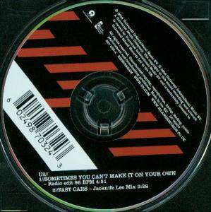 "U2: Sometimes You Can't Make It On Your Own (3""-CD) - Bild 3"