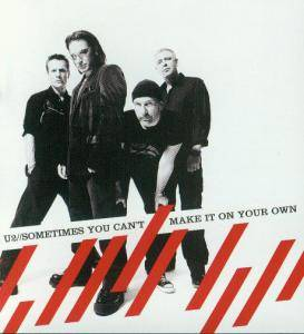 "U2: Sometimes You Can't Make It On Your Own (3""-CD) - Bild 1"