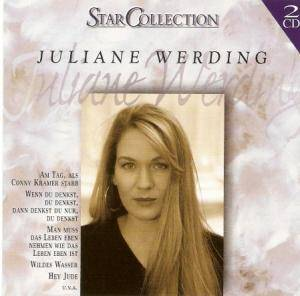 Juliane Werding: Star Collection - Cover