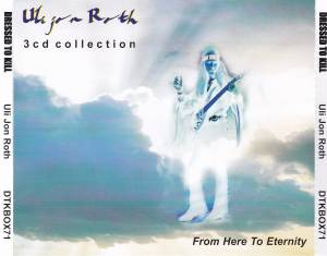 Cover - Uli Jon Roth: From Here To Eternity