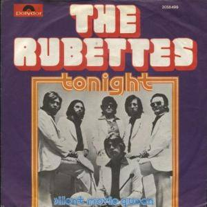 Cover - Rubettes, The: Tonight