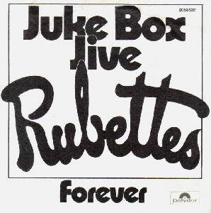 Cover - Rubettes, The: Juke Box Jive