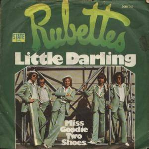 Cover - Rubettes, The: Little Darling