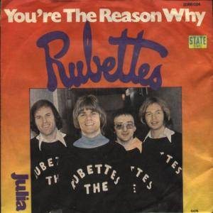 Cover - Rubettes, The: You're The Reason Why