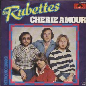 The Rubettes: Cherie Amour - Cover