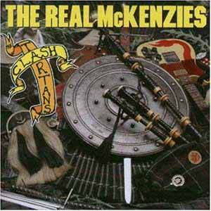 The Real McKenzies: Clash Of The Tartans - Cover