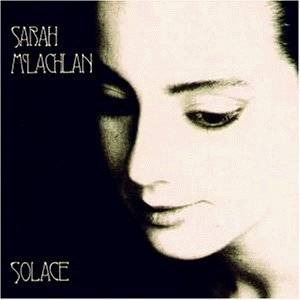 Sarah McLachlan: Solace - Cover
