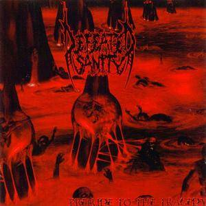 Defeated Sanity: Prelude To The Tragedy - Cover